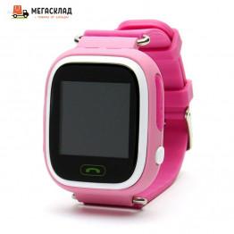 Детские умные часы Smart Baby Watch Q90 (Rose)
