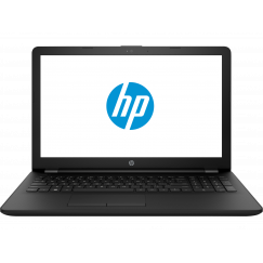 "Ноутбук HP 15-rb056ur 15.6"" 1366x768, AMD A4-9120 2.2GHz, 4Gb RAM, 500Gb HDD, WiFi, BT, Cam, DOS, черный (4UT75EA)"
