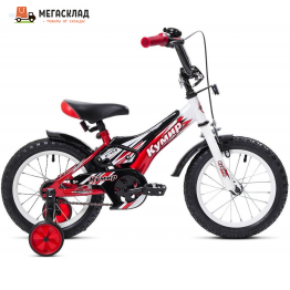 Велосипед КУМИР А1605 красный