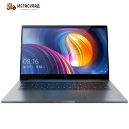 "Ноутбук Xiaomi Mi Notebook Pro 15.6 2019 (Intel Core i7 8550U 1800 MHz/15.6""/1920x1080/16GB/256GB SSD/DVD нет/NVIDIA GeForce MX250/Wi-Fi/Bluetooth/Windows 10 Home) Gray [RUSSIAN EDITION]"