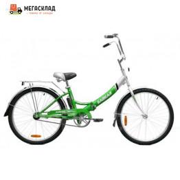 Велосипед БАЙКАЛ 2603 зеленый
