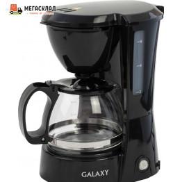 Кофеварка GALAXY GL0700 черный