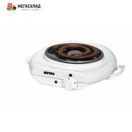 Электроплита 1-конфорочная МЕЧТА-112Т тэн белый