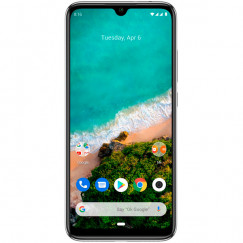 Смартфон Xiaomi Mi A3 4/64GB Android One White