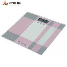 Весы Polaris PWS 1849DG электронные Серый/розовый