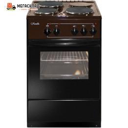 Электрическая плита Лысьва 301 коричневая