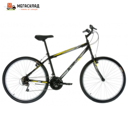 "Велосипед FORWARD ALTAIR MTB HT 26 1.0 17"" 6 ск черный"